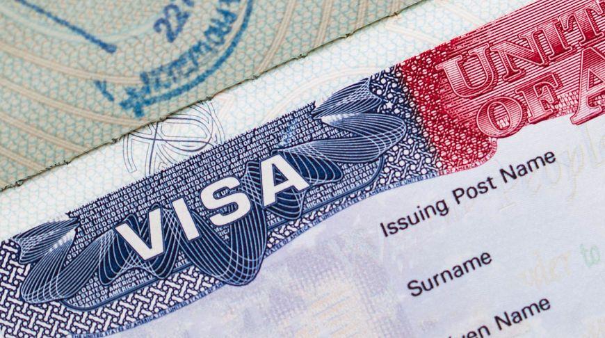 как получить рабочую визу в СШ