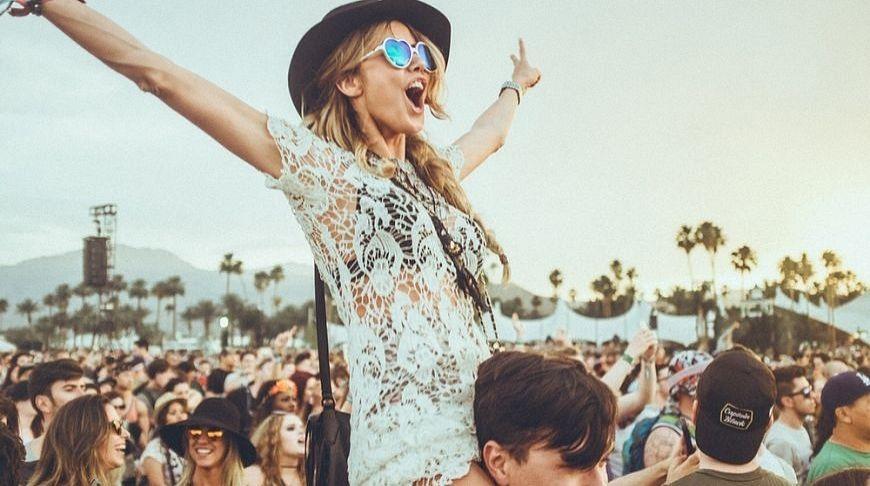 Coachella, может быть, и шоу
