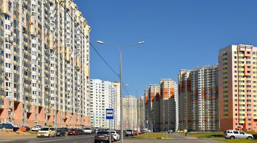 московский многоэтажки