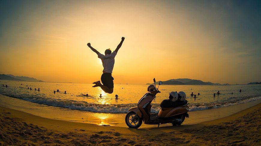 Путешествие по Тайланду на мотоцикле