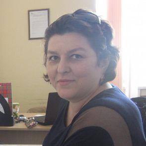 Анна Чихрадзе из кадрового агентства