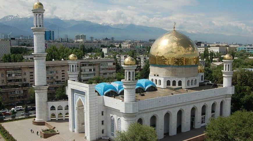 Центральная мечеть алматы секс