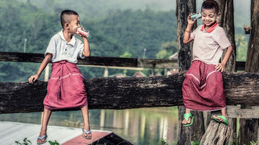 дети Тайланд