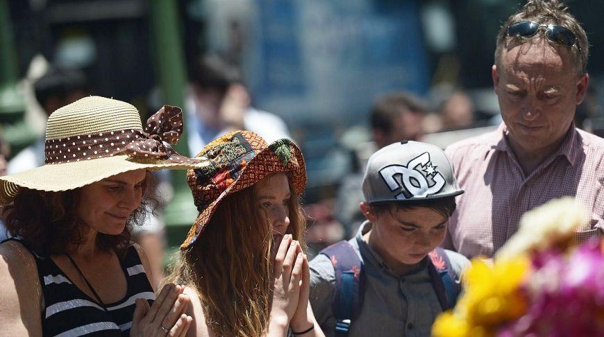 молитва туристы