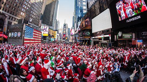 Рождество в США фото