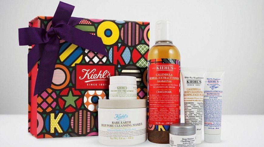 Рождественские подарочные наборы от Kiehl's