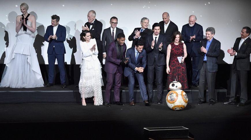 Актеры и съемочная группа