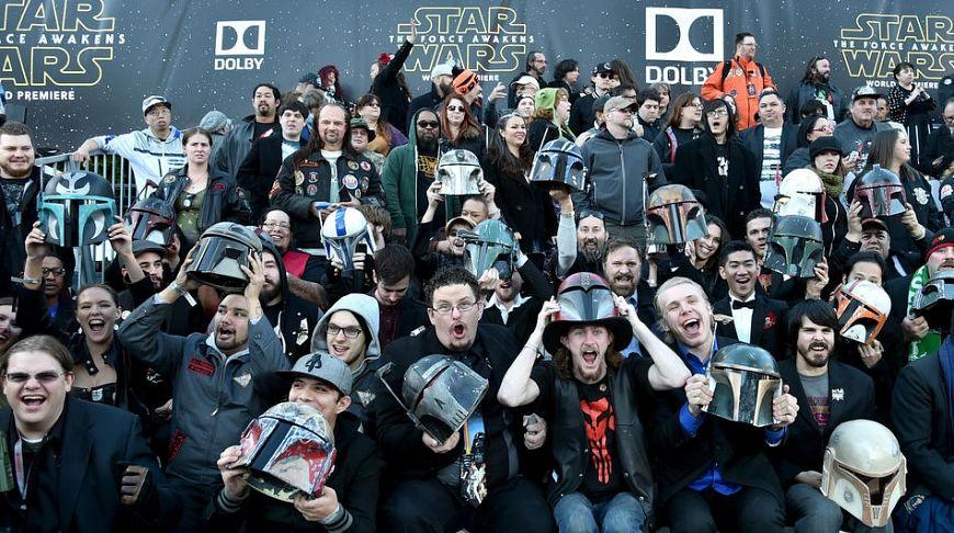 Поклонники фильма
