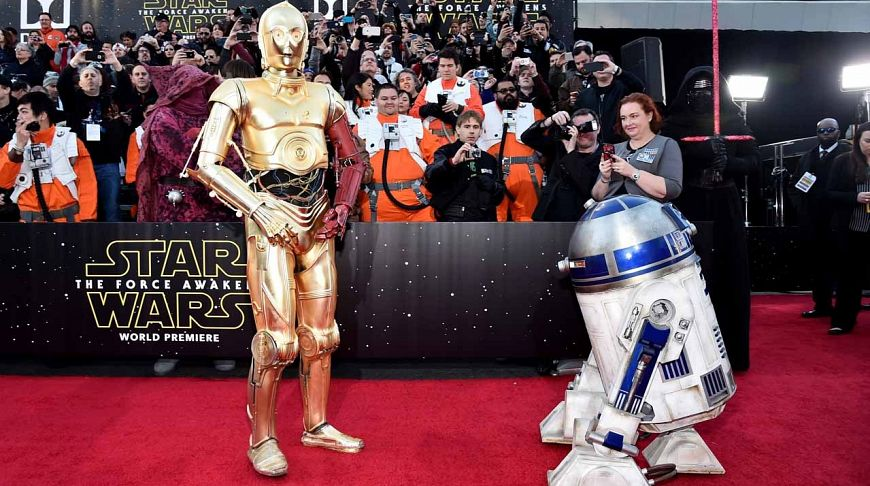 R2-D2 и C-3PO