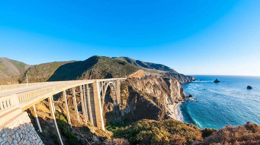 Как добраться из Лос-Анджелеса в Сан-Франциско: варианты и пошаговое руководство