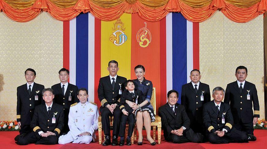 Тайская королевская семья