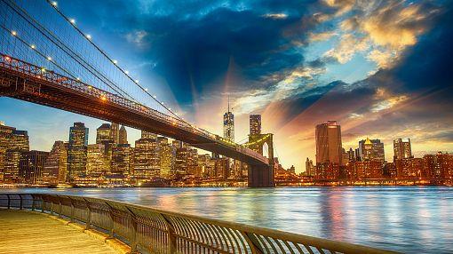 закаты в США: ТОП-10 мест