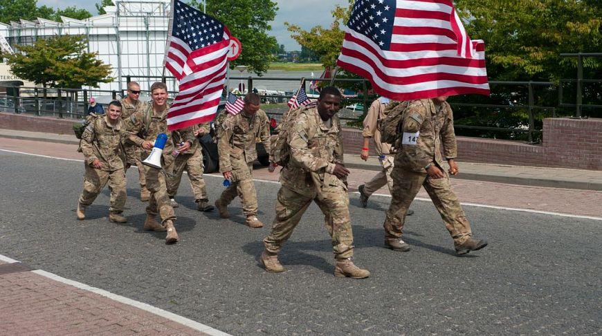 Попасть на службу в армию сша