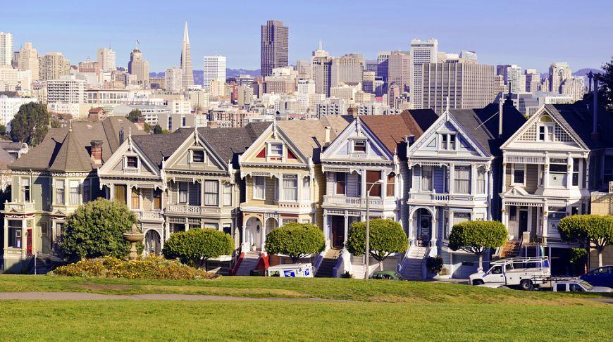 США: Наблюдается ОДНОВРЕМЕННО обвал продаж новых домов + двузначный рост цен + огромное количество незавершенки
