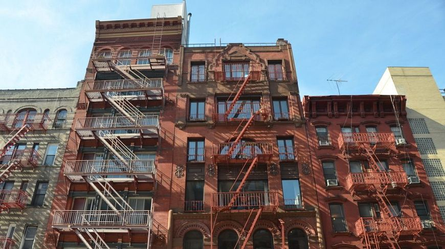 Снять жилье в Нью-Йорке