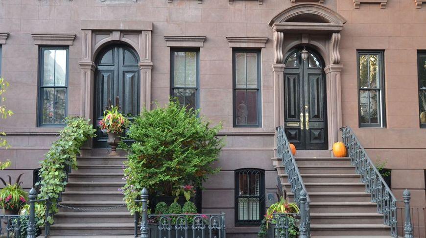 Снять апартаменты в Нью-Йорке.