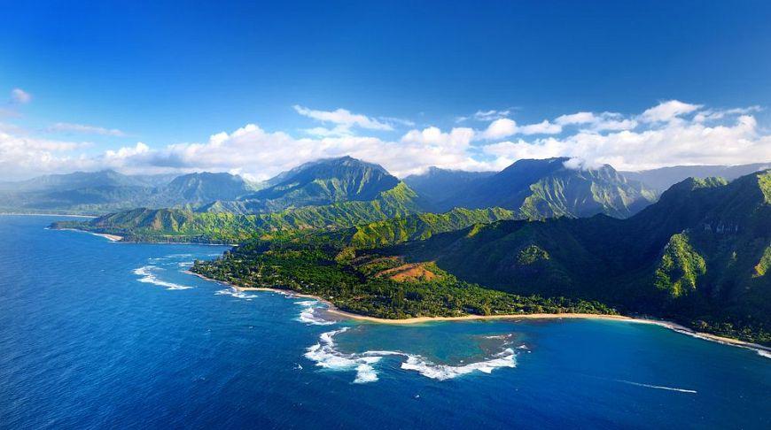 Райские Гавайи: 10 захватывающих фото