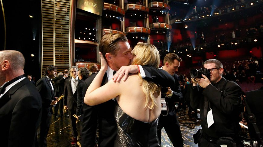 За кулисами «Оскара»: 20 лучших фото