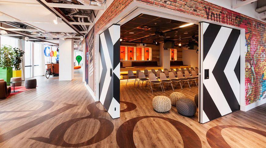 Внутри Google: как выглядят офисы корпорации в разных странах мира