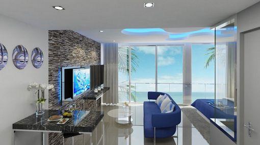 Emerald Nirvana: расслабление с видом на море