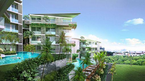 The Emerald Ao Nang Krabi — словно в отеле класса люкс