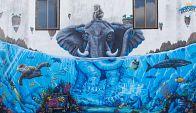 Стены говорят по-тайски: лучшие остросоциальные граффити Тайланда