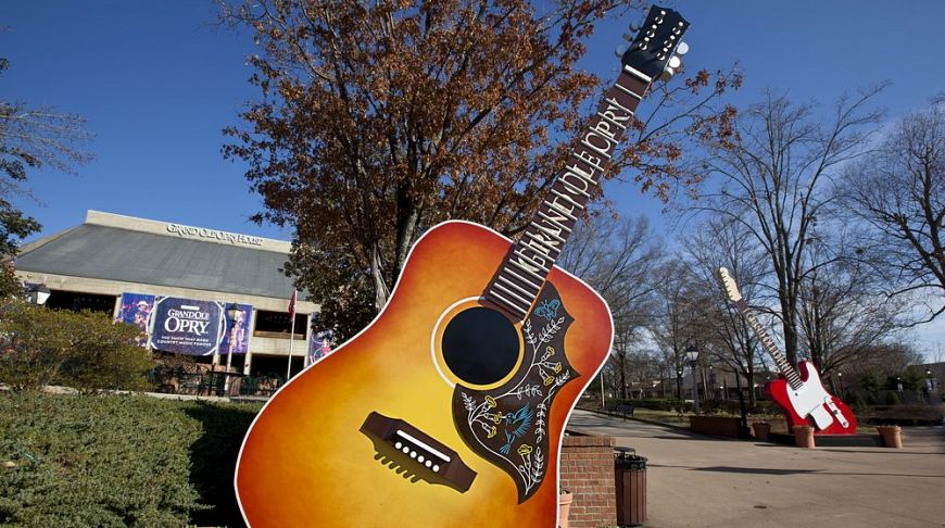 Grand Ole Opry в Нашвилле