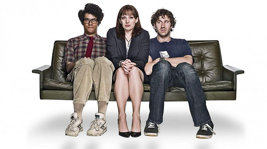 Компьютерщики/The IT Crowd (2006-2013)
