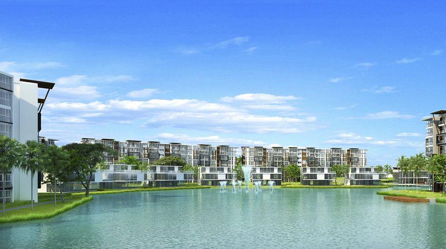The Terminal Phuket — многофункциональный жилой комплекс для ценителей комфортной жизни