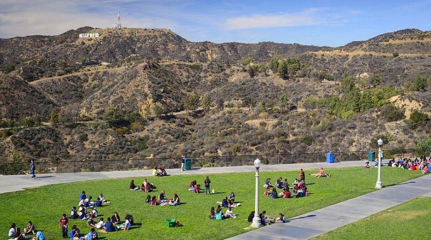 ТОП-7 мест для пикника в Лос-Анджелесе