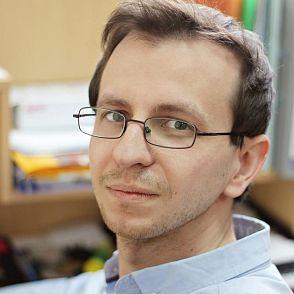 Эдуард Свирень, директор Центра английского языка ELC