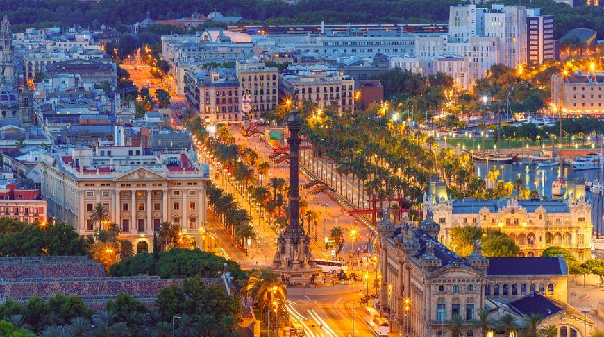 Купить недвижимость в испании барселона рубеж торговый дом москва