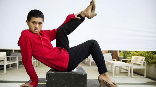 Ужас как красиво: новая коллекция тайского crazy-стилиста Апичета Аттилаттаны