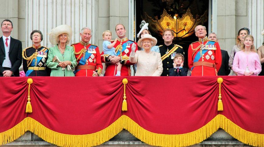 Порядок наследования британского престола