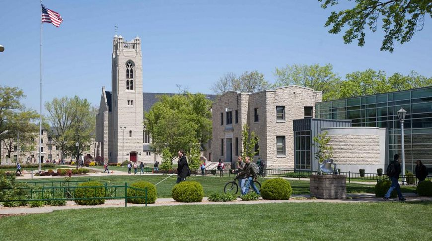 Forsyth The school was first proposed in 1901 as a high school by James Forsythe pastor of the Forsyth Missouri Presbyterian Church Forsythe was from the St