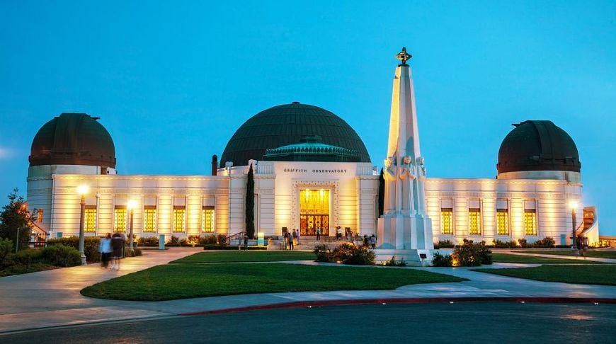 10 причин посетить обсерваторию Гриффита в Лос-Анджелесе