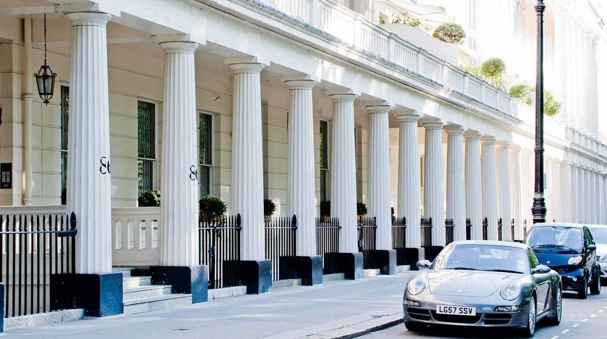 Самые дорогие дома лондона снять квартиры в дубай