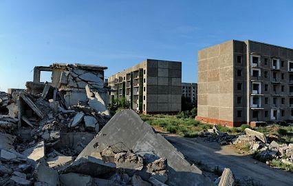 А в ответ — тишина: заброшенные города Казахстана, фото-4