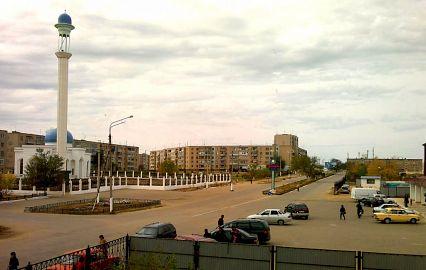А в ответ — тишина: заброшенные города Казахстана, фото-1
