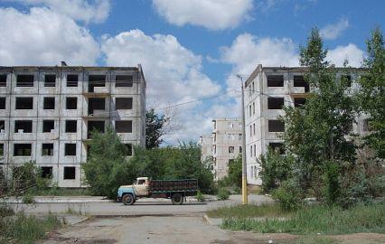 А в ответ — тишина: заброшенные города Казахстана, фото-5