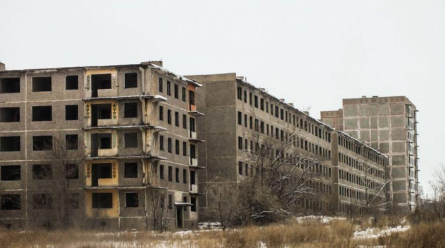А в ответ — тишина: заброшенные города Казахстана, фото-7