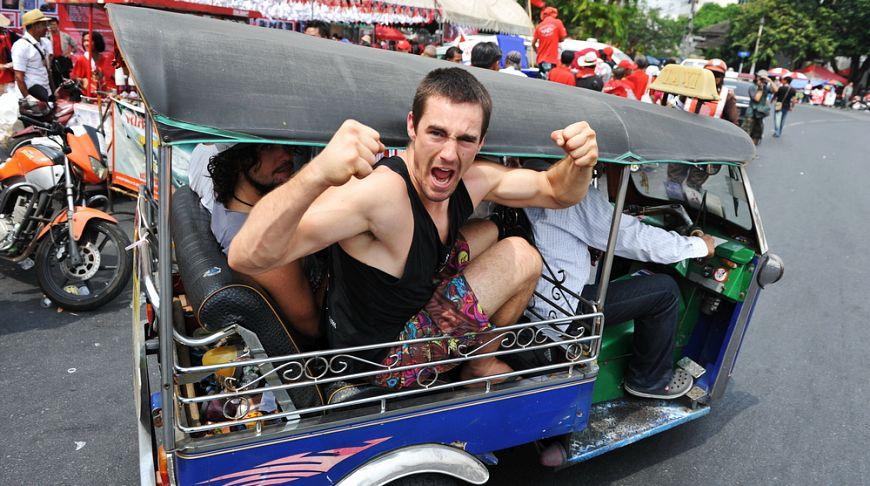 Облико морале: 10 самых странных выходок русских туристов