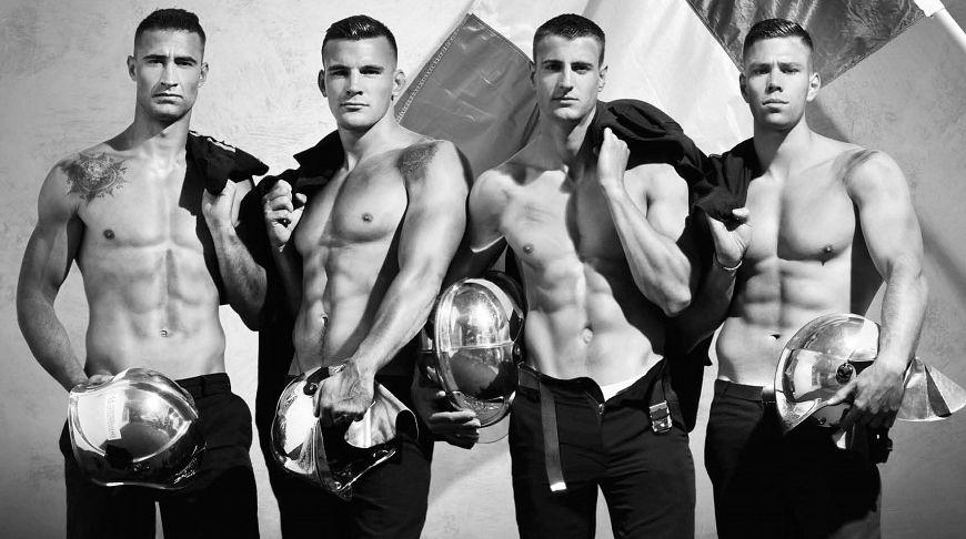 фото горячие парни