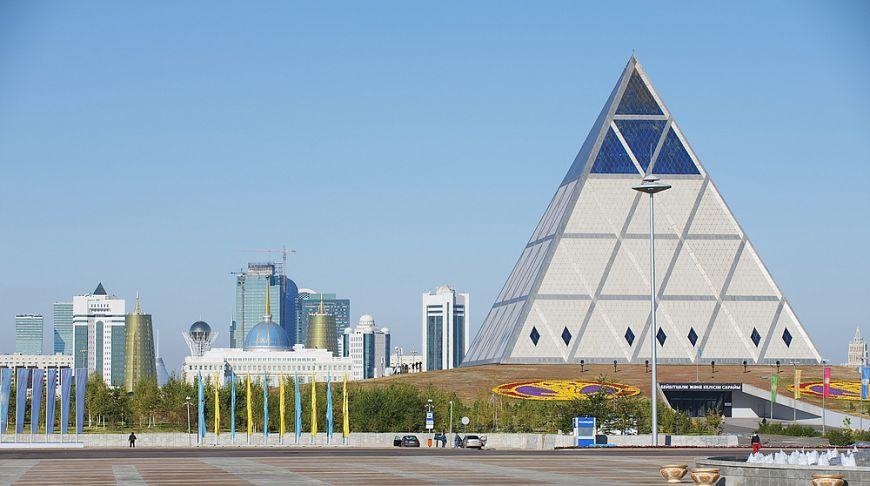 Астана - новое чудо света