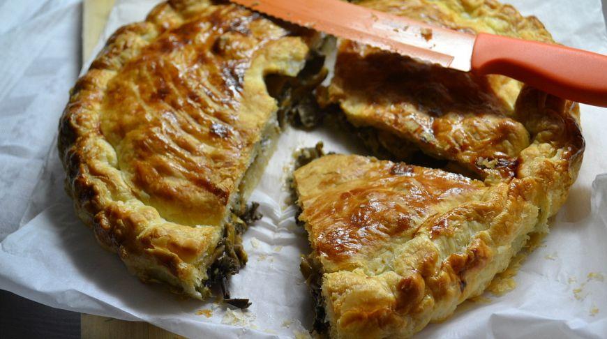 Рецепты идеальных осенних пирогов из Франции
