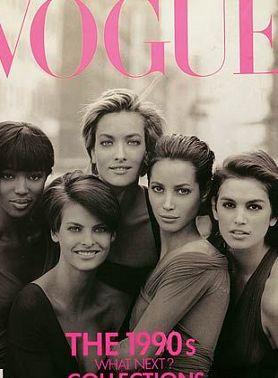 Лучшие обложки британского Vogue за 100 лет c80f45d2724