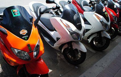 аренда мотоцикла в паттайе