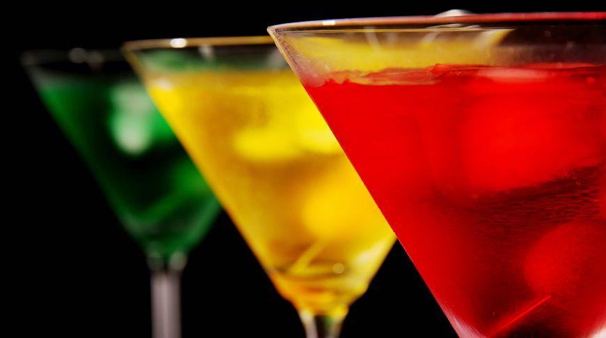 Рецепты Алкогольных Коктейлей Простых