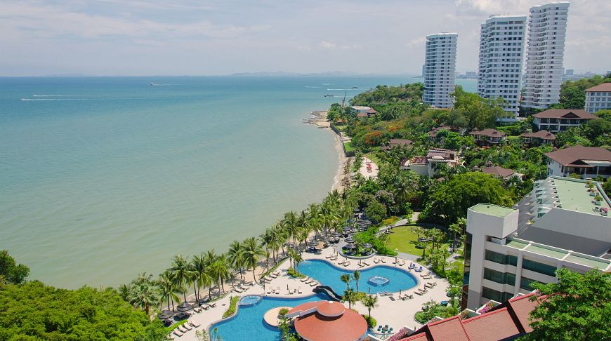 Купить недвижимость в Тайланде (Таиланде), Паттайя
