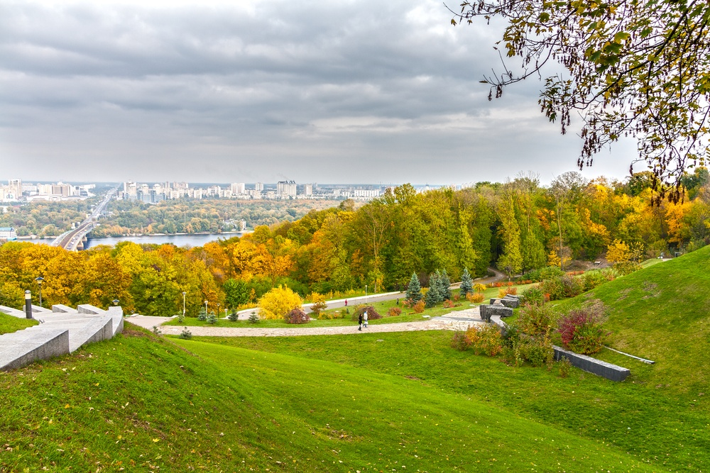 3 лучших парка для прогулок по осеннему Киеву. Статьи. ЗаграNица - онлайн гид по Киеву